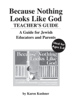 Because Nothing Looks Like God Teacher's Guide