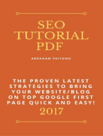 SEO Tutorial Pdf
