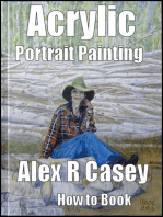 Acrylic Portrait Painting for Beginners