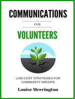 Communications for Volunteers