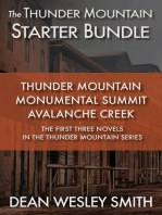 The Thunder Mountain Starter Bundle