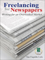 Freelancing for Newspapers