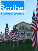 The Scribe September 2016