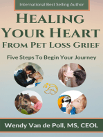 Healing Your Heart from Pet Loss Grief