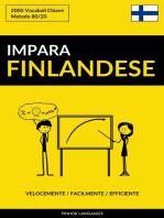 Impara il Finlandese