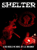 Shelter (Red Rebels MC Book Five)