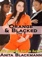 Orange & Blacked