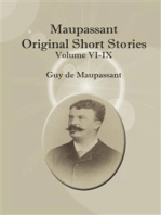 Maupassant original short stories