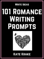 101 Romance Writing Prompts