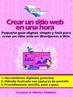 Crear un sitio web gratuito en una hora