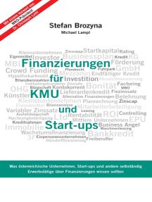 Finanzierungen für KMU und Start-ups: Was österreichische Unternehmen, Start-ups und andere selbständig Erwerbstätige über Finanzierungen wissen sollten