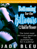 Bottoming for the Billionaire 2