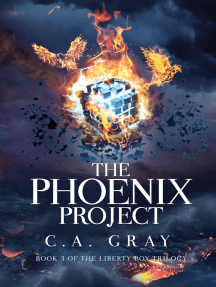 The Phoenix Project: The Liberty Box, Book 3