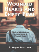 Wounded Hearts and Empty Pews
