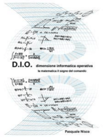 D.I.O. dimensione informatica operativa
