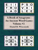 A Book of Anagrams