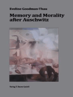 Memory and Morality after Auschwitz