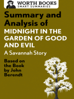 Summary and Analysis of Midnight in the Garden of Good and Evil