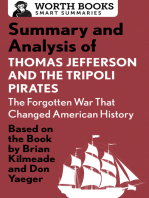 Summary and Analysis of Thomas Jefferson and the Tripoli Pirates