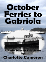 October Ferries to Gabriola