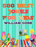 500 Best Jokes for Kids