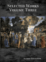 Selected Works Volume Three