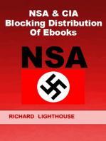 NSA & CIA Blocking Distribution of Ebooks