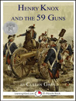 Henry Knox and the 59 Guns