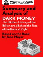 Summary and Analysis of Dark Money