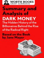 Summary and Analysis of Dark Money