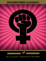 10 Classic Feminist Works You Should Read (Golden Deer Classics)