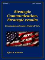 Strategic Communication, Strategic Results - Series No. 2 [PHDMUSA]