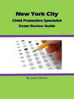 New York City Child Protective Services Specialist Exam Review Guide