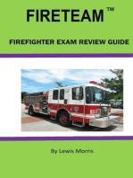 FIRETEAM Firefighter Exam Review Guide