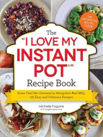The I Love My Instant Pot® Recipe Book
