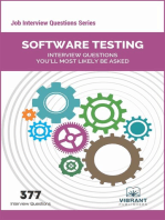 Software Testing Interview Questions You'll Most Likely Be Asked