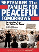 September 11th Families for Peaceful Tomorrows
