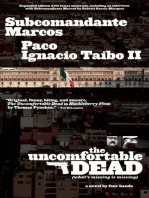 The Uncomfortable Dead