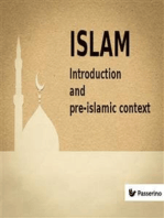 Islam (VOL 1): Introduction and pre-islamic context