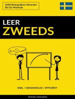 Leer Zweeds