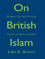 On British Islam