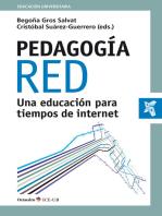Pedagogía red: Una educación para tiempos de internet