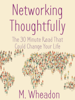 Networking Thoughtfully
