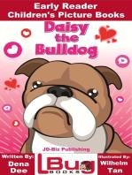 Daisy the Bulldog