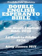 Double English Esperanto Bible
