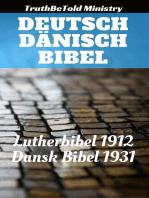 Deutsch Dänisch Bibel