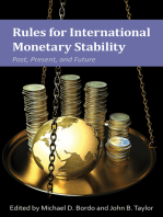 Rules for International Monetary Stability: Past, Present, and Future