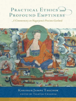 Practical Ethics and Profound Emptiness