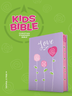 CSB Kids Bible, Love