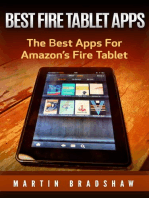 Best Fire Tablet Apps